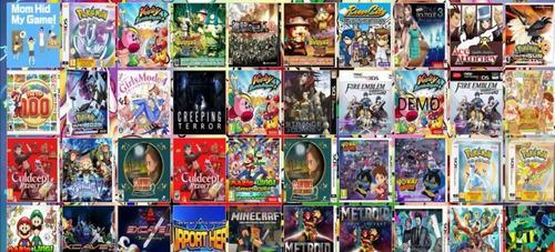 Juegos cía para 3ds