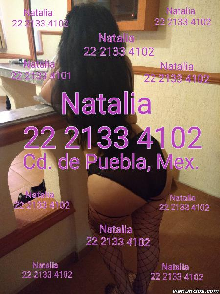 Natalia Morena Fogosa Señora Cuarentona Casada Discreta