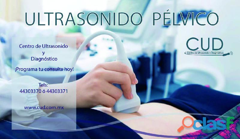 Ultrasonido pélvico