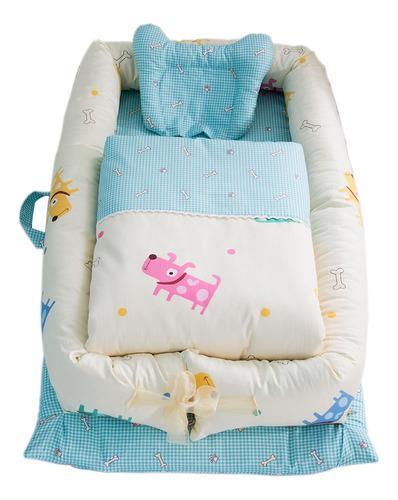 Bebé cuna para cama todo en uno portátil bebé colecho