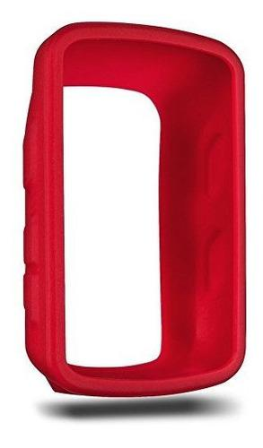 Garmin Edge 520 Carcasa De Silicona Color Rojo