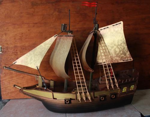 Barco pirata playmobil custom
