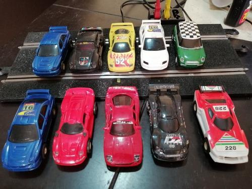Carros para pista eléctrica 1/43 no scalextric.