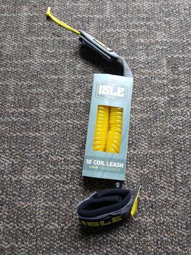 Isle cordón o leash para tabla de surf, bodyboard, y paddle