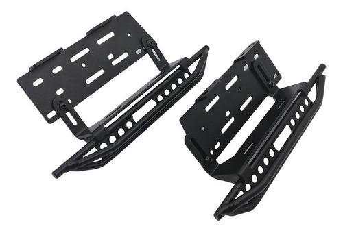 Metal pedal de pie de las tablas lateral de la placa de paso