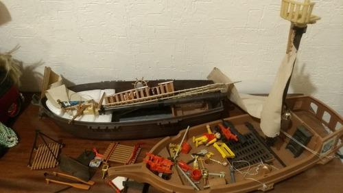 Playmobil system barco 1978