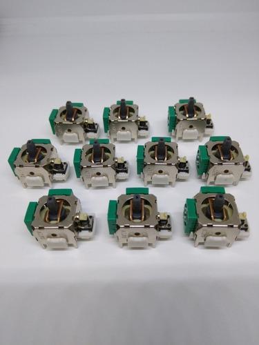 50 joystick potenciómetro alps xbox one + tapas capuchón