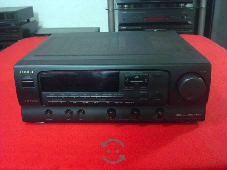 Aiwa stereo integrated amplier mx-z3100m
