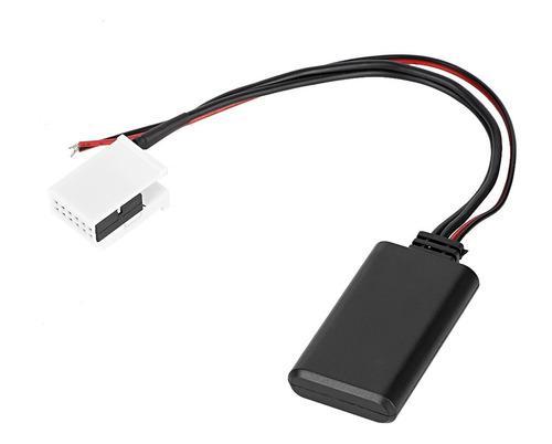 Alinory 12v 12-pin adaptador de audio bluetooth para vehícu