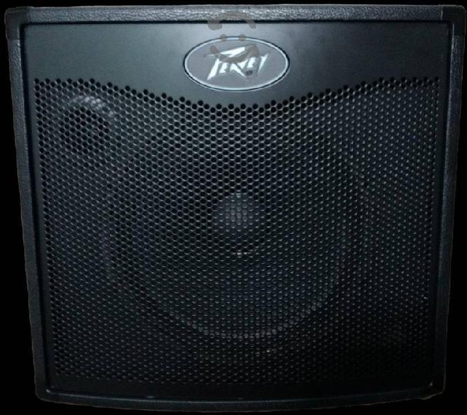 Amplificador para bajo o guitarra peavey tour seri