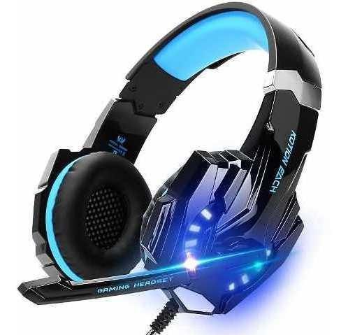 Audífonos profesionales para videojuegos xbox one