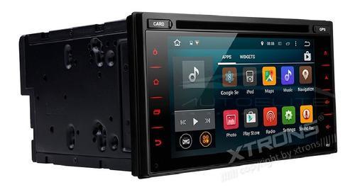 Auto estereo android autos nissan mirror link pantalla gps