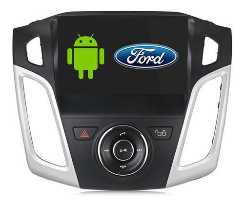 Autoestereo ford focus android gps pantalla wifi espejo usb