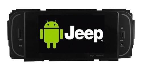 Autoestereo gps android 7.1 jeep liberty wrangler grand wifi