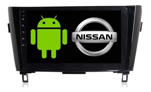 Autoestereo gps android 7.1 nissan xtrail fulltouch usb hd