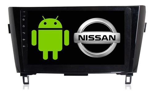 Autoestereo gps android nissan xtrail x-trail pantalla usb
