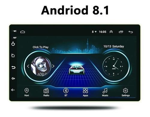 Autoestereo pantalla 7 android 7 quadcore gps maps cam dvr