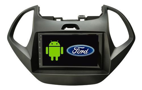 Autoestereo pantalla navegador gps ford figo android wifi
