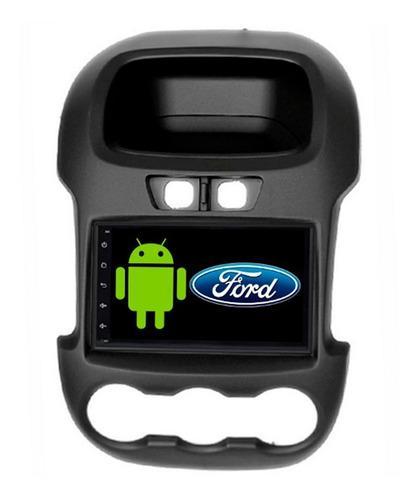 Autoestereo pantalla navegador gps ford ranger xl android 7