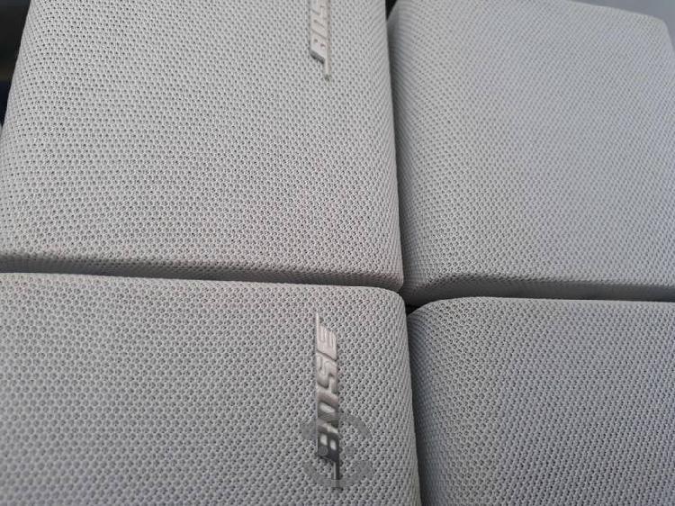 Bose 2 bocinas acoustimass blancas 80 watts 6 ohms
