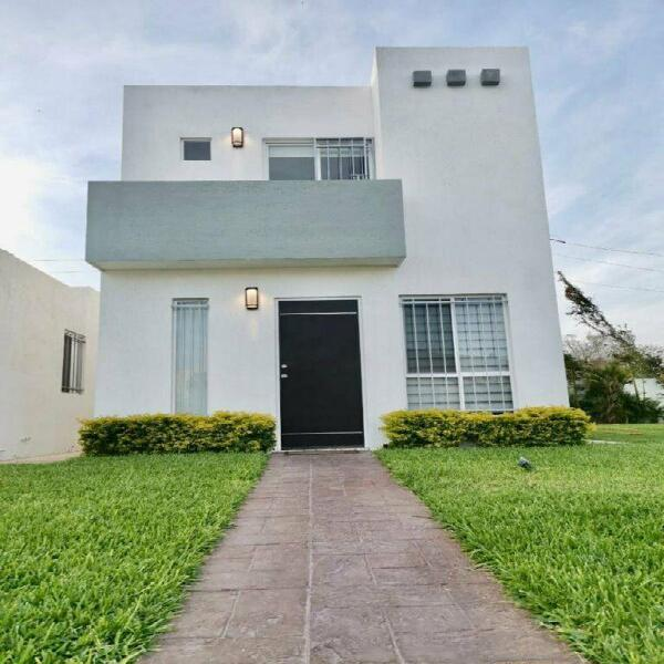 Casa amplia, 2 recamaras, merida, yucatan