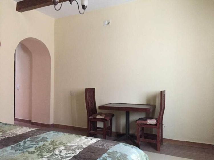 Casa colonial en renta por día, semana, mes en san josé