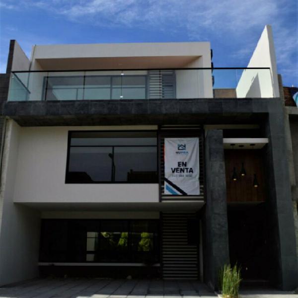 Casa en venta santiago momoxpan