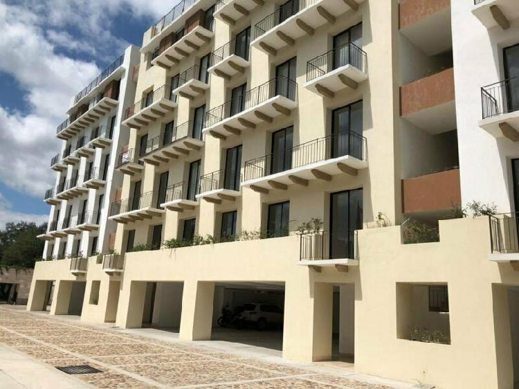 Departamento nuevo en RENTA EL MAYORAZGO residencial