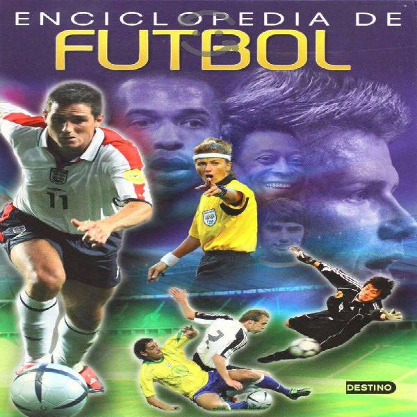 Enciclopedia de futbol clive gifford