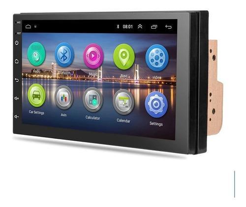 Estereo android 8.1 pantalla 7 touch gps mapas bt dif. autos