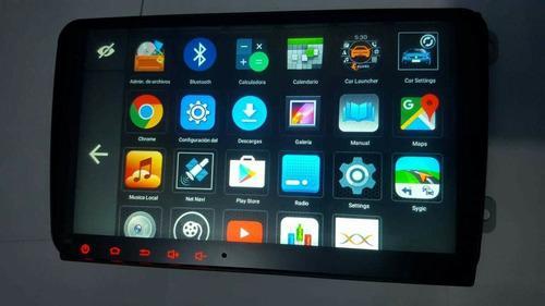 Estereo android 8.1 pantalla 9 touch vw gps mapas bluetooth