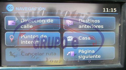 Estereo nissan march con gps y pantalla touch + envío