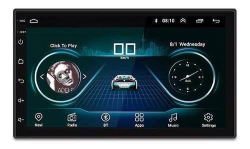 Estereo pantalla 7 android 8.1 gps con camara de reversa