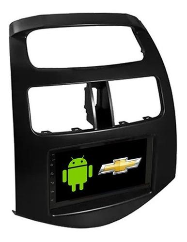 Estereo pantalla android chevrolet spark gps bluetooth usb