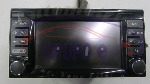 Estereo pantalla versa con gps y pantalla touch