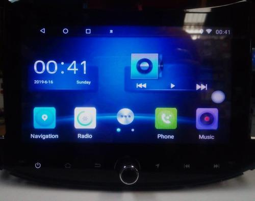Estéreo touch 8 android 8.1 chevrolet trax 2017 - 2019 gps