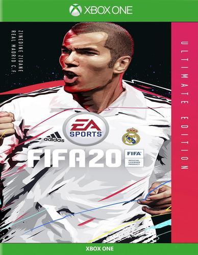 Fifa 20 ultimate edition || entrega inmediata || xbox one