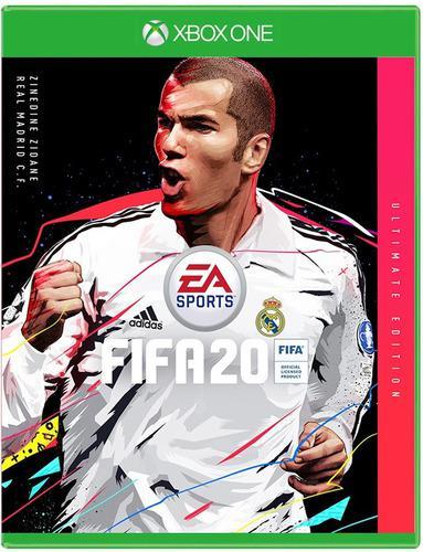 Fifa 20: ultimate edition | juego completo xbox one renta