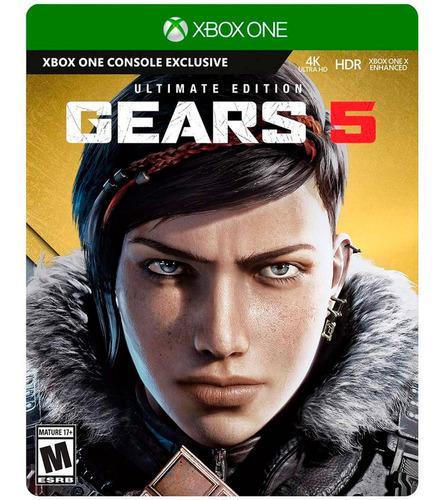 Gears 5: ultimate edition | juego completo xbox one renta