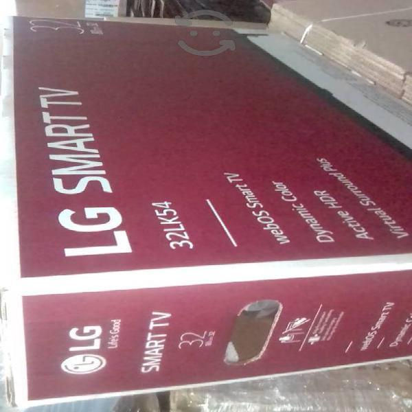 "Lg smart tv 32"" nueva en caja sellada"
