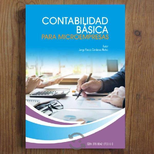 Libro : contabilidad basica para microempresas