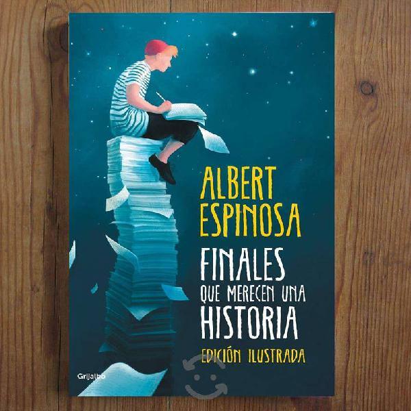 Libro : finales que merecen una historia