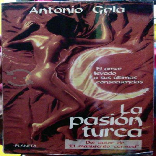 La pasión turca de antonio gala
