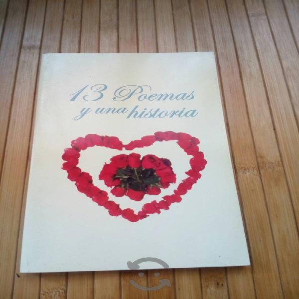 Libro 13 poemas y una historia
