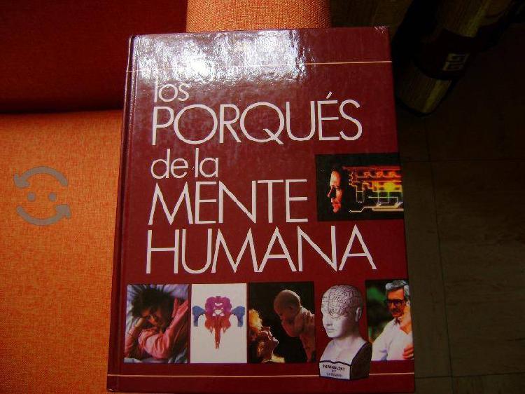 Libro: los porqués de la mente humana. reader's