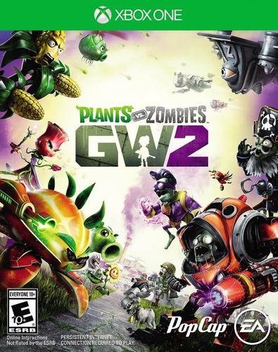 Plants vs zombies garden warfare 2 gw2 para xbox one nuevo