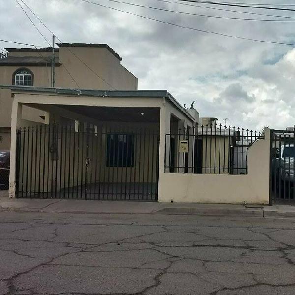 Rento casa en fraccionamiento hipico, mexicali, cercana a