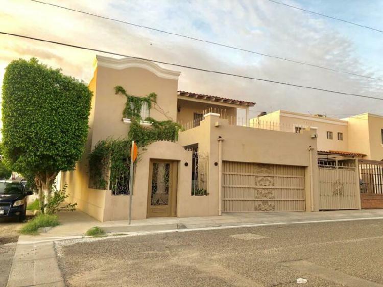 Se vende casa en mision del sol hermosillo
