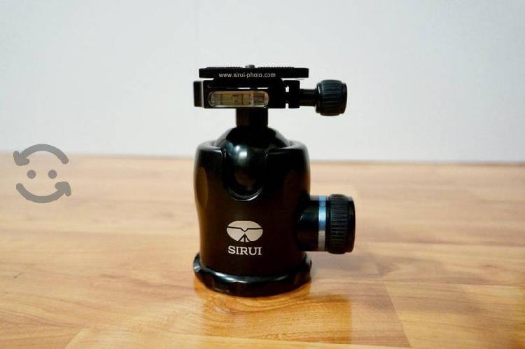 Sirui - cabezal fluido k-40x (video y fotografía)