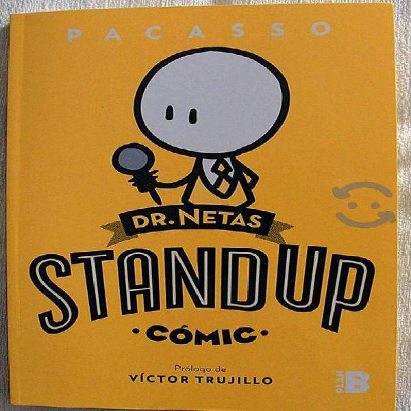 Stand up comic de pacaso nuevo original